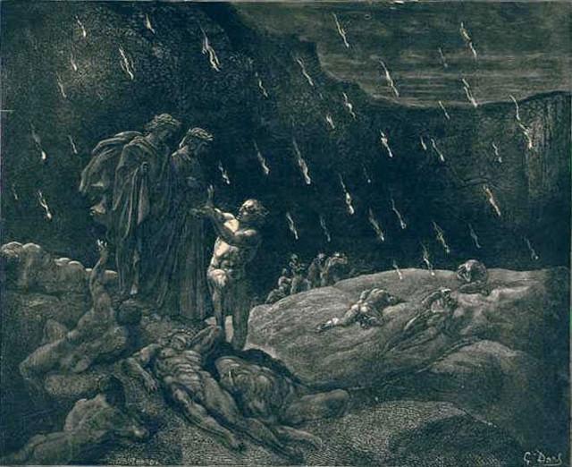«Божественная комедия» Данте в мистических гравюрах Гюстава Доре 21