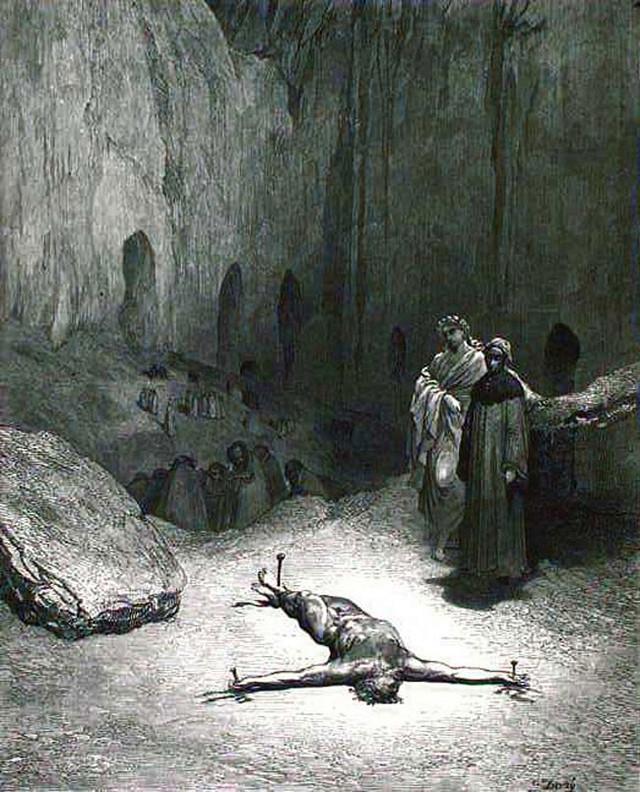 «Божественная комедия» Данте в мистических гравюрах Гюстава Доре 28