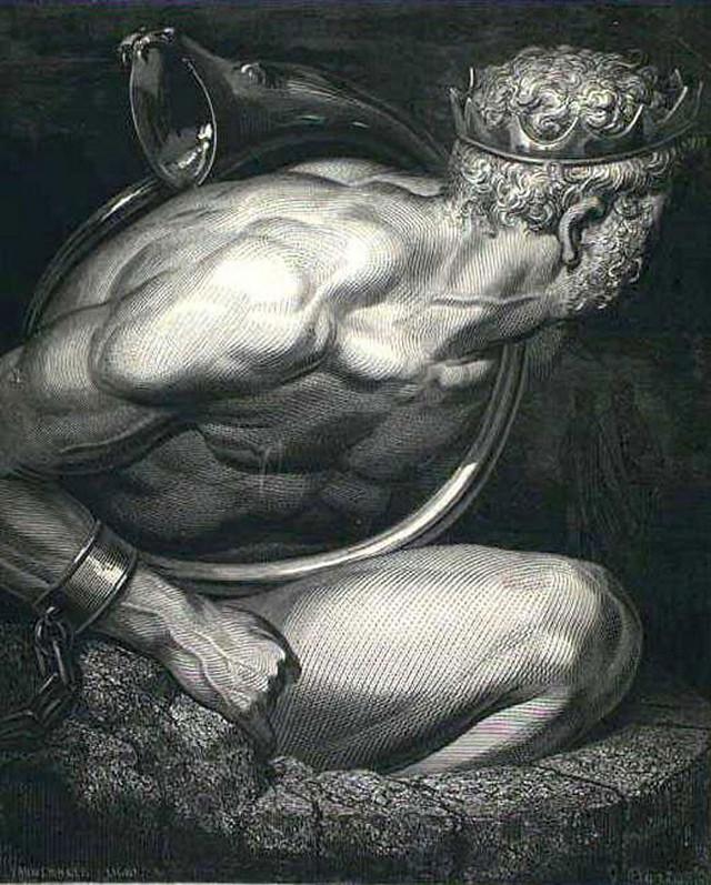 «Божественная комедия» Данте в мистических гравюрах Гюстава Доре 36
