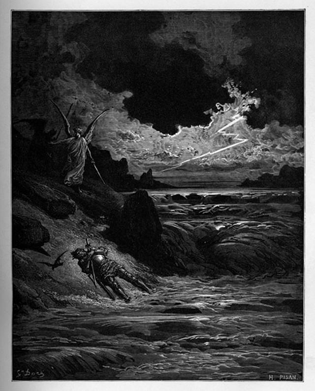 «Божественная комедия» Данте в мистических гравюрах Гюстава Доре 47