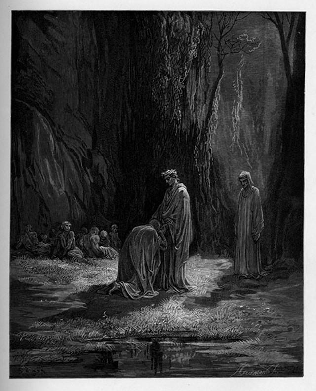 «Божественная комедия» Данте в мистических гравюрах Гюстава Доре 50