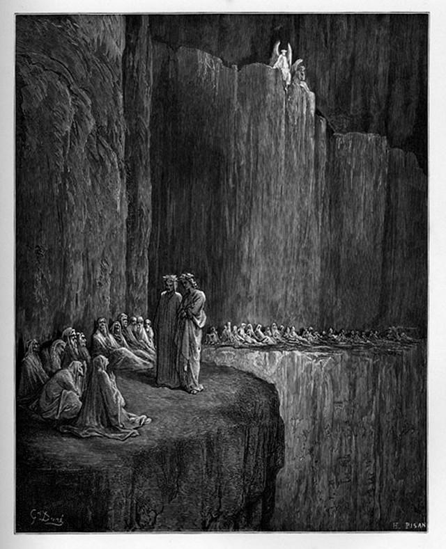 «Божественная комедия» Данте в мистических гравюрах Гюстава Доре 55