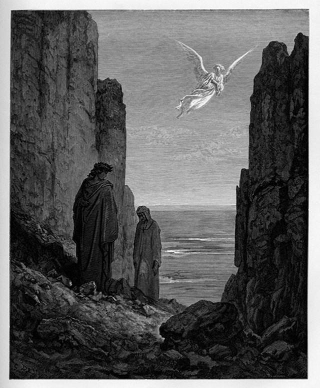 «Божественная комедия» Данте в мистических гравюрах Гюстава Доре 58
