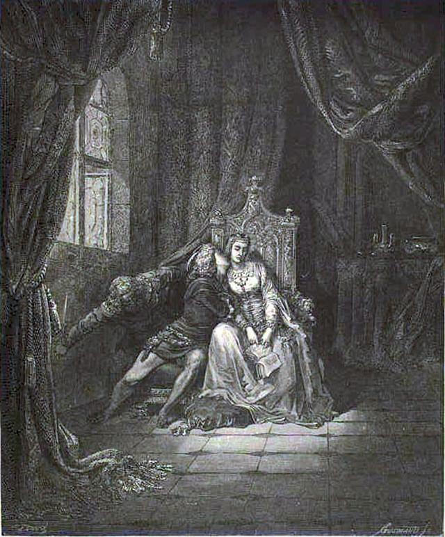 «Божественная комедия» Данте в мистических гравюрах Гюстава Доре 6