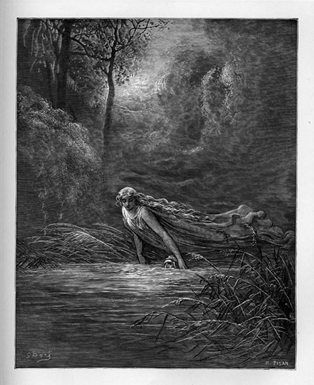 «Божественная комедия» Данте в мистических гравюрах Гюстава Доре 67