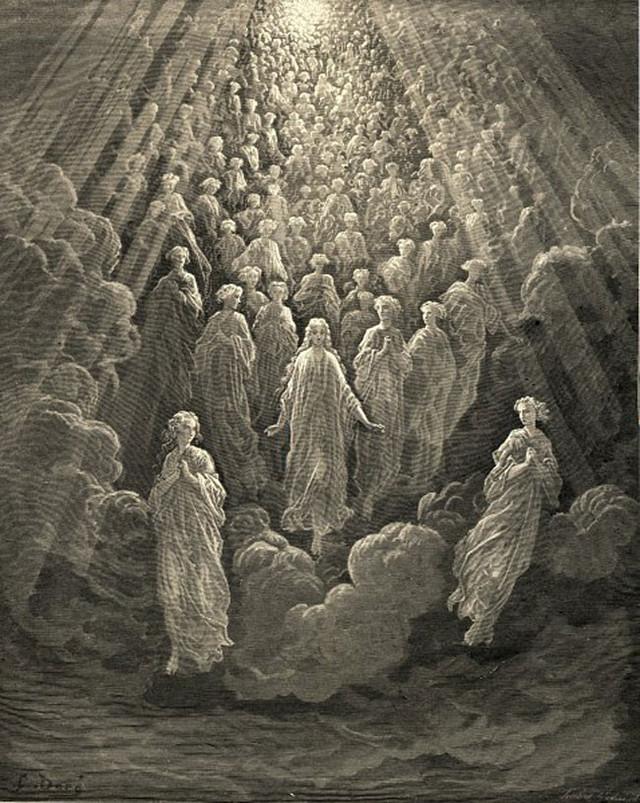 «Божественная комедия» Данте в мистических гравюрах Гюстава Доре 72