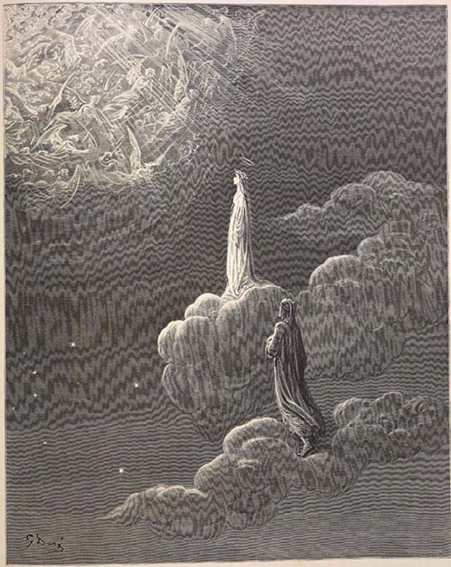 «Божественная комедия» Данте в мистических гравюрах Гюстава Доре 75