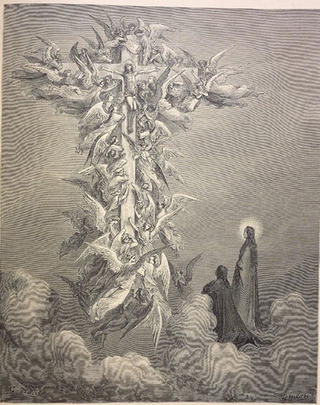 «Божественная комедия» Данте в мистических гравюрах Гюстава Доре 76