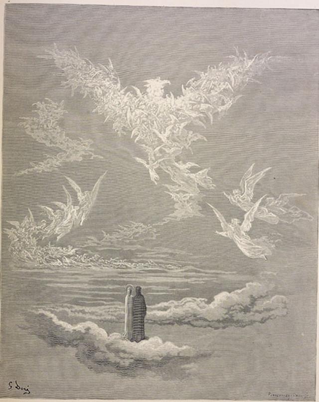 «Божественная комедия» Данте в мистических гравюрах Гюстава Доре 79