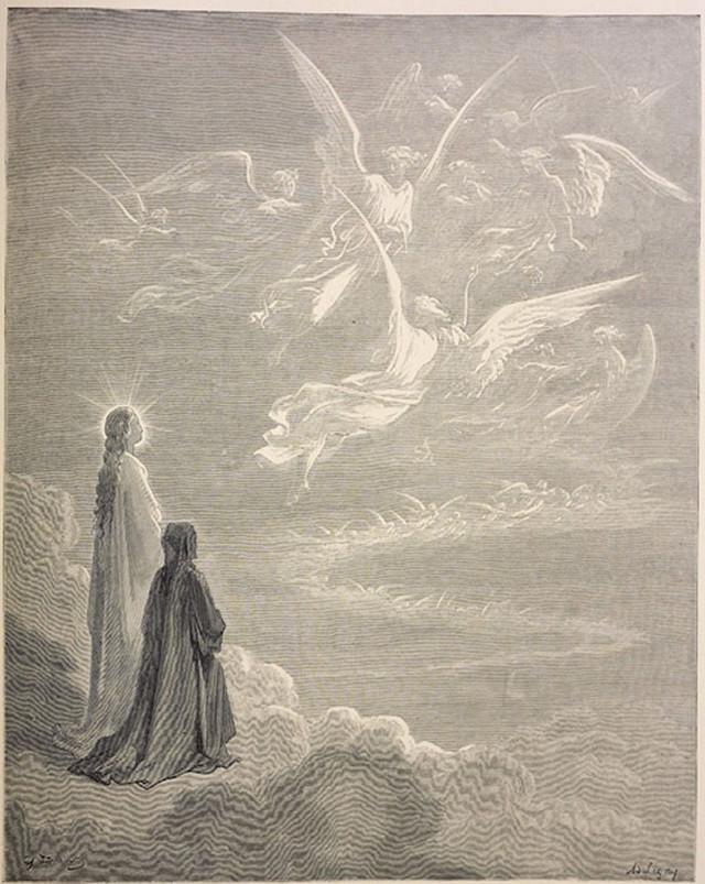 «Божественная комедия» Данте в мистических гравюрах Гюстава Доре 80