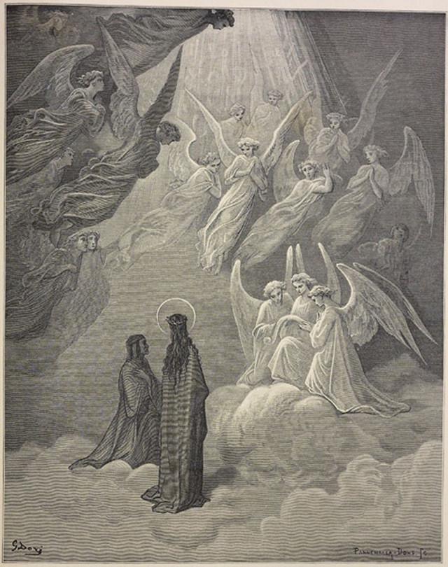 «Божественная комедия» Данте в мистических гравюрах Гюстава Доре 81