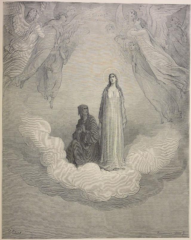 «Божественная комедия» Данте в мистических гравюрах Гюстава Доре 82