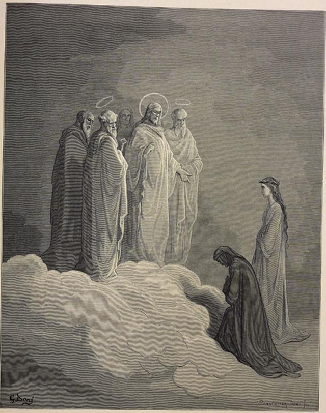 «Божественная комедия» Данте в мистических гравюрах Гюстава Доре 83