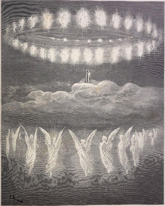 «Божественная комедия» Данте в мистических гравюрах Гюстава Доре 85