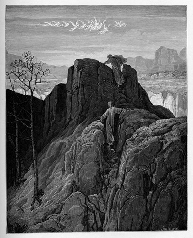 «Божественная комедия» Данте в мистических гравюрах Гюстава Доре45