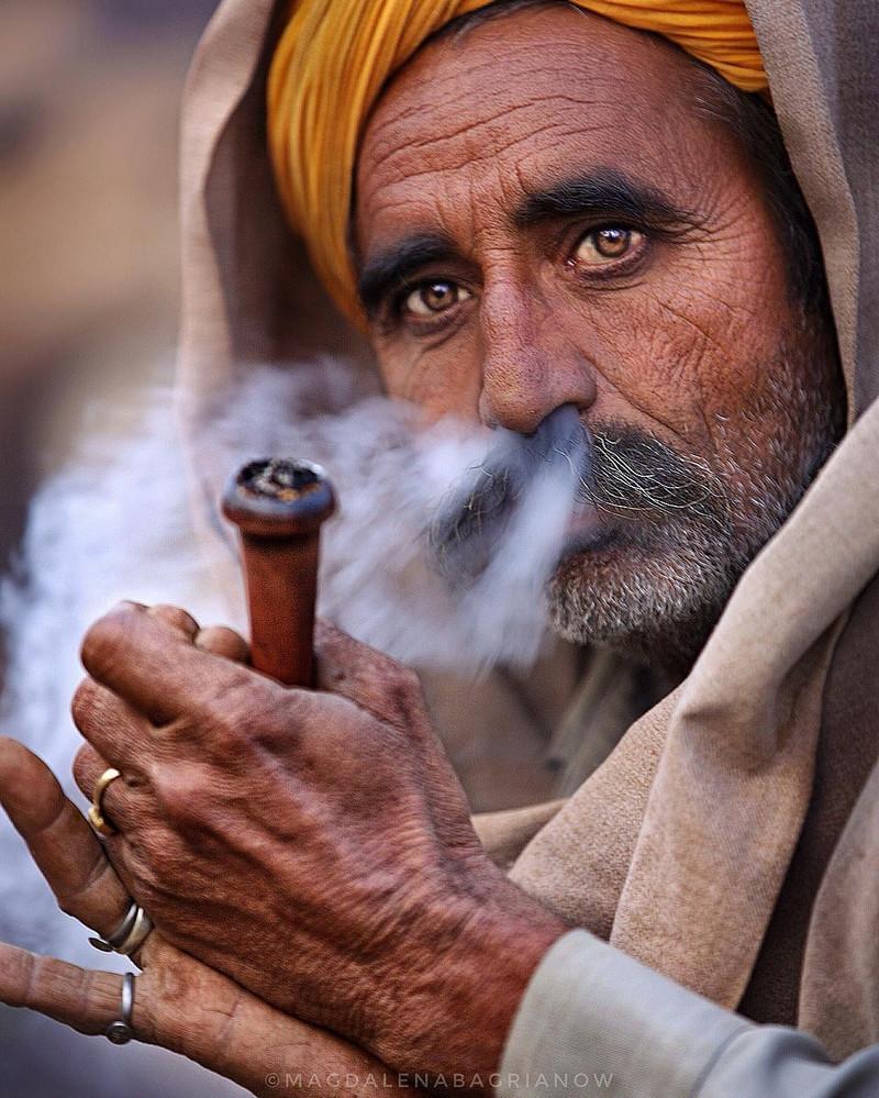 ulichnye-portrety-iz-Indii-fotograf-Magdalena-Bagryanov 29