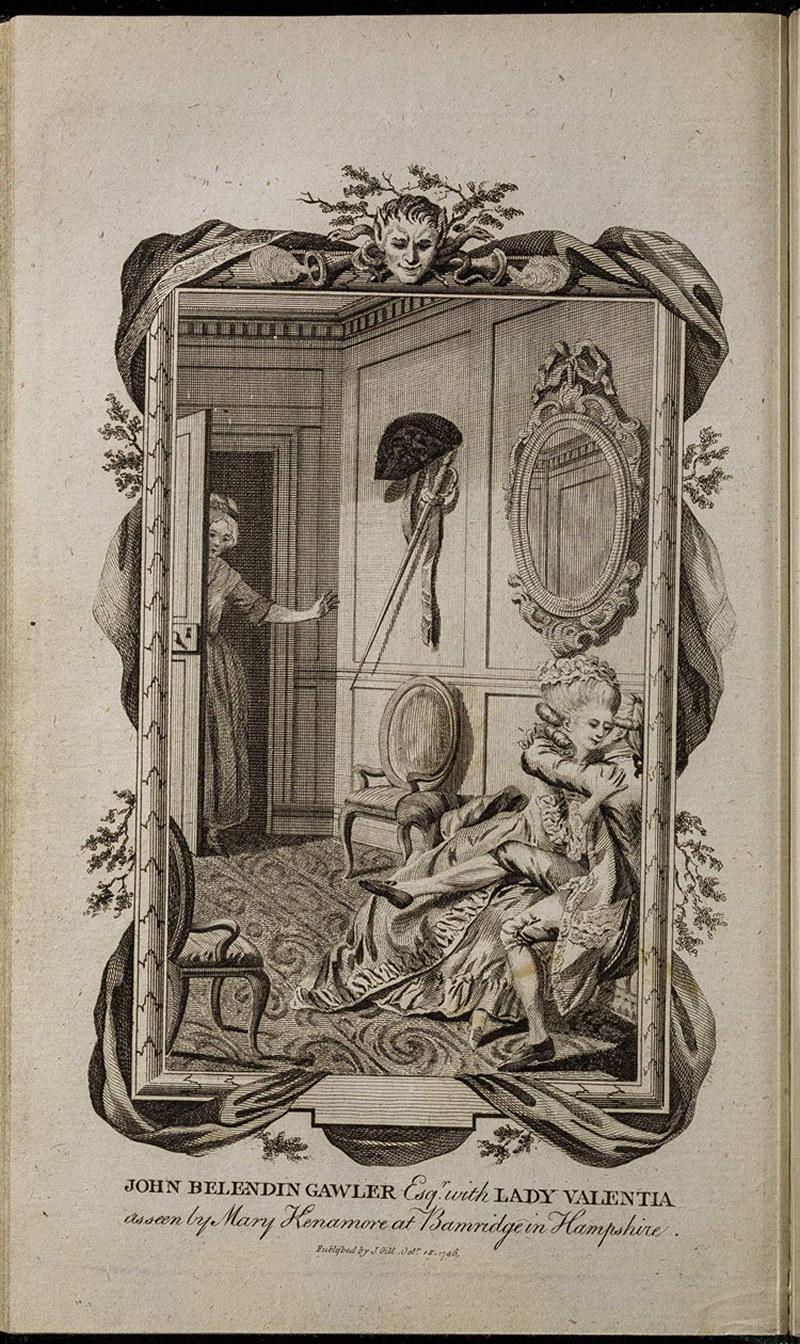 Британская библиотека оцифровывает коллекцию «непристойных» книг 1