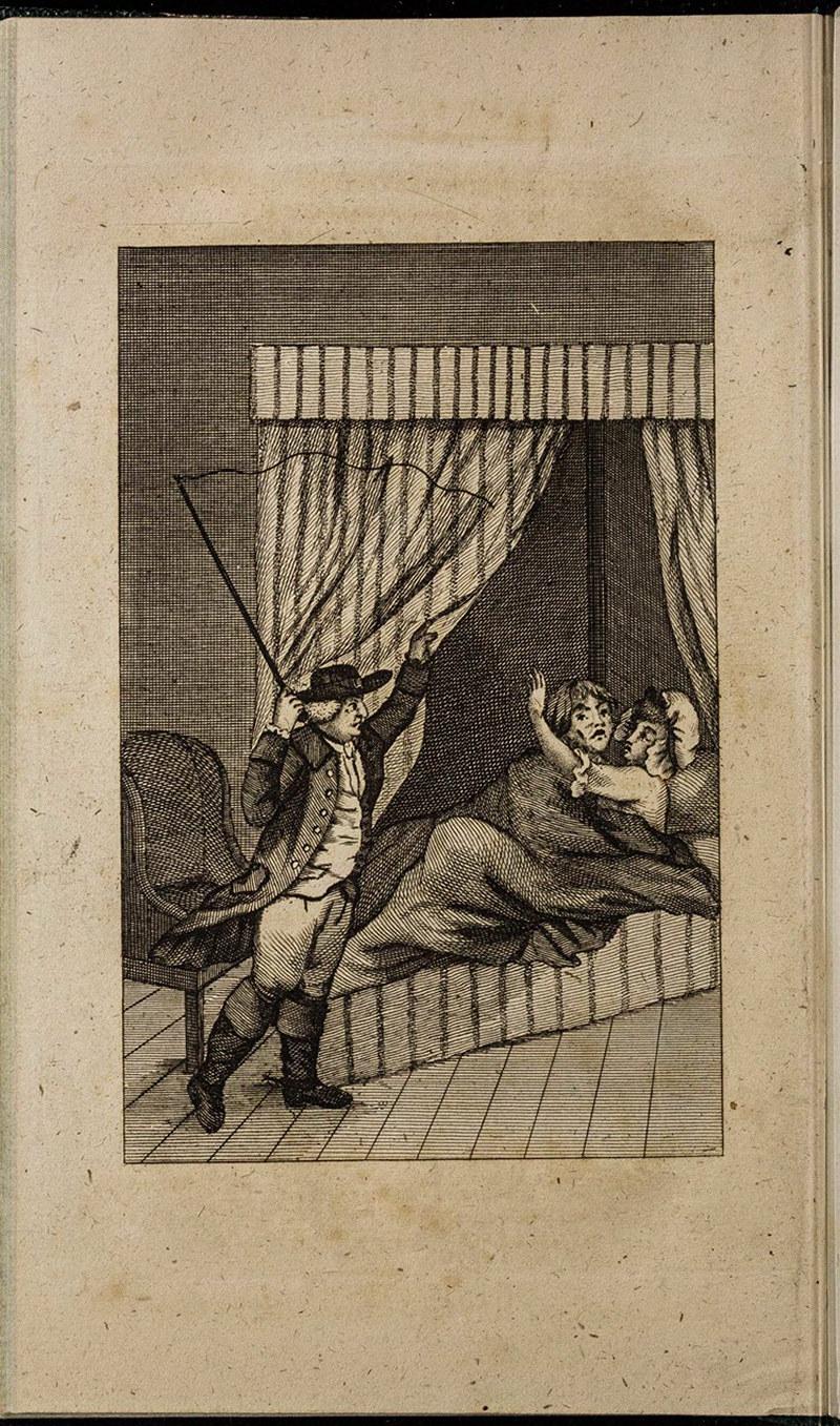 Британская библиотека оцифровывает коллекцию «непристойных» книг 2