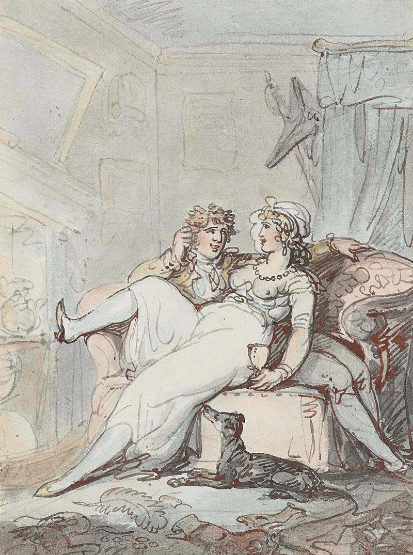 Британская библиотека оцифровывает коллекцию «непристойных» книг 8