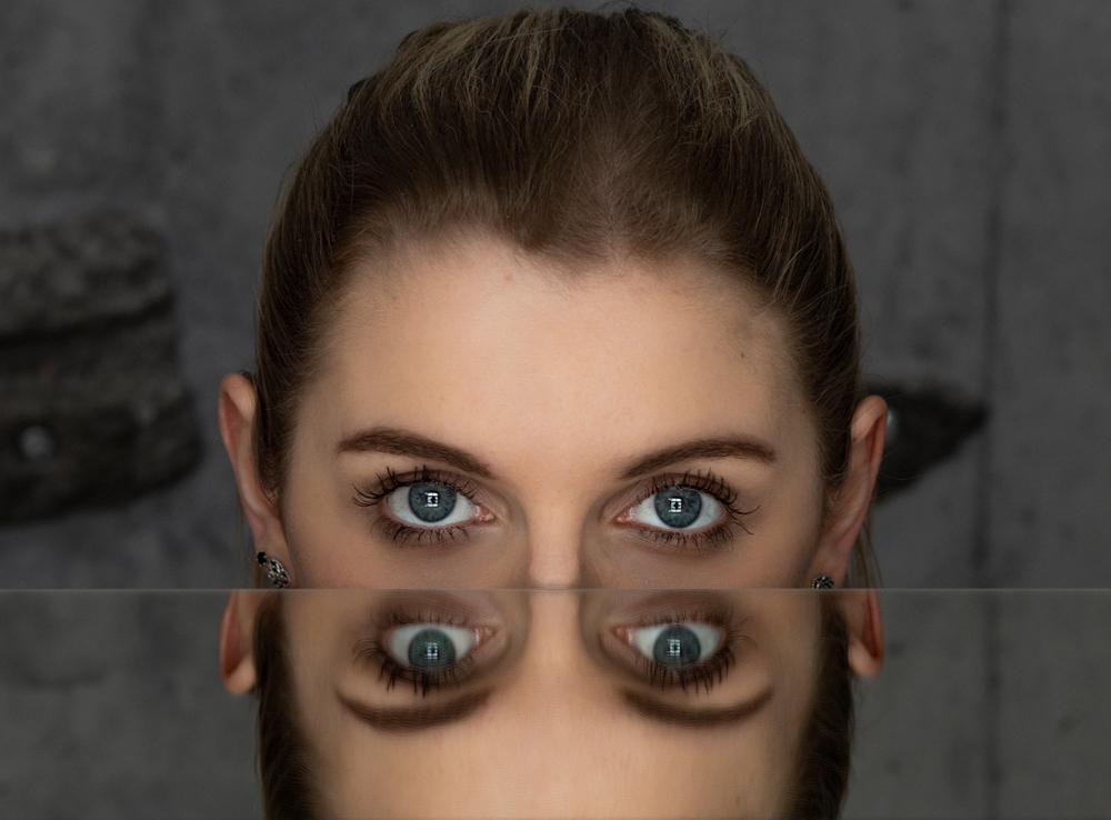 6 идей, как снимать оригинальные фотографии при помощи зеркала 1