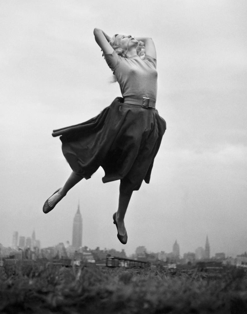 Гений портретной фотографии Филипп Халсман (82 фото) 24