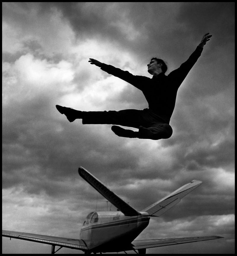 Гений портретной фотографии Филипп Халсман (82 фото) 66