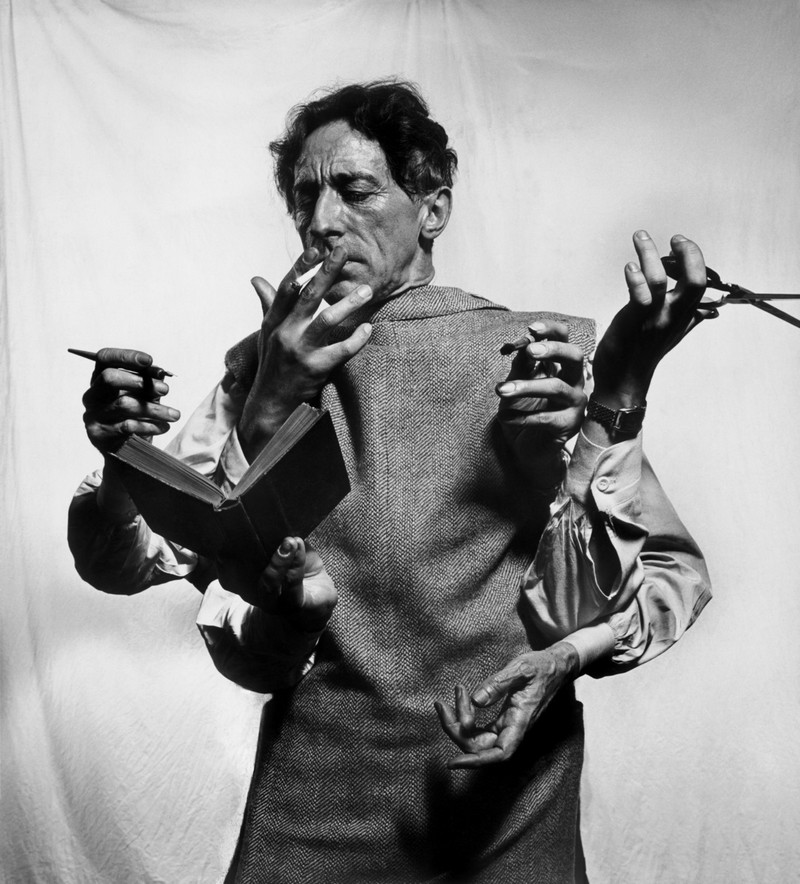 Гений портретной фотографии Филипп Халсман (82 фото) 68
