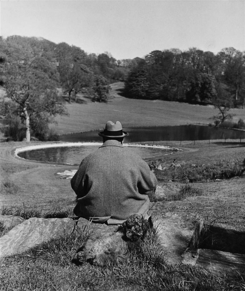 Гений портретной фотографии Филипп Халсман (82 фото) 72