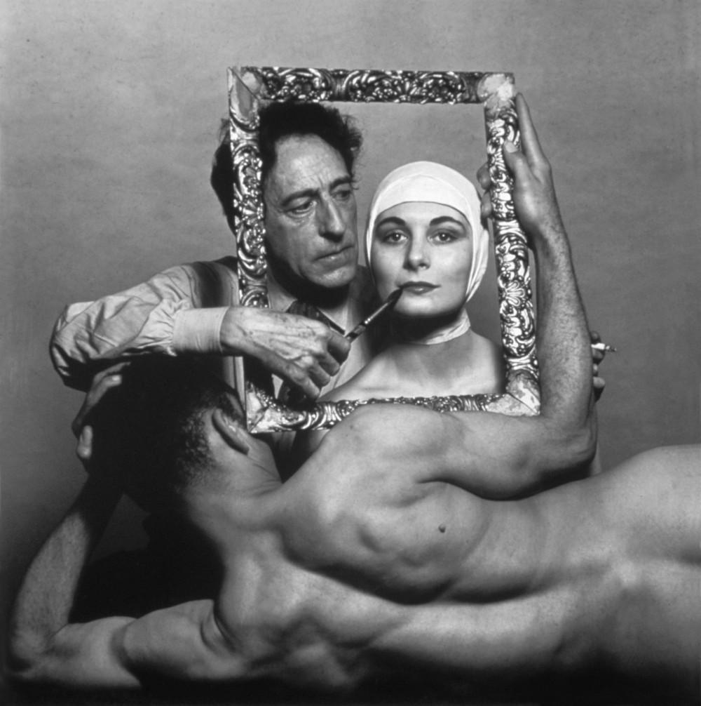 Гений портретной фотографии Филипп Халсман (82 фото) 74