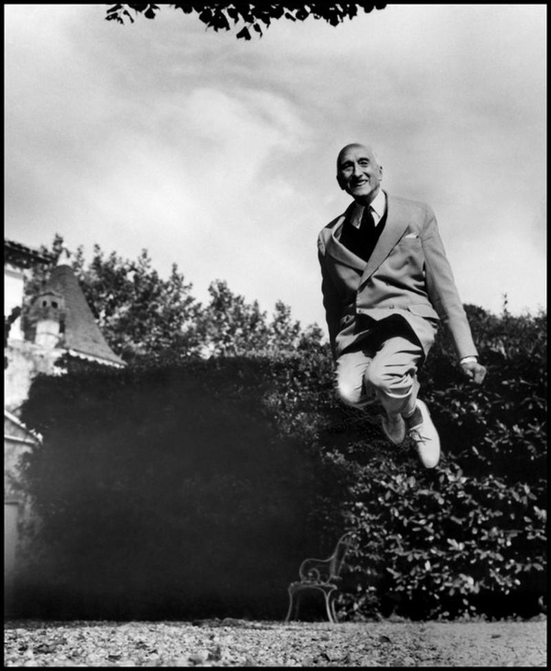Гений портретной фотографии Филипп Халсман (82 фото) 8