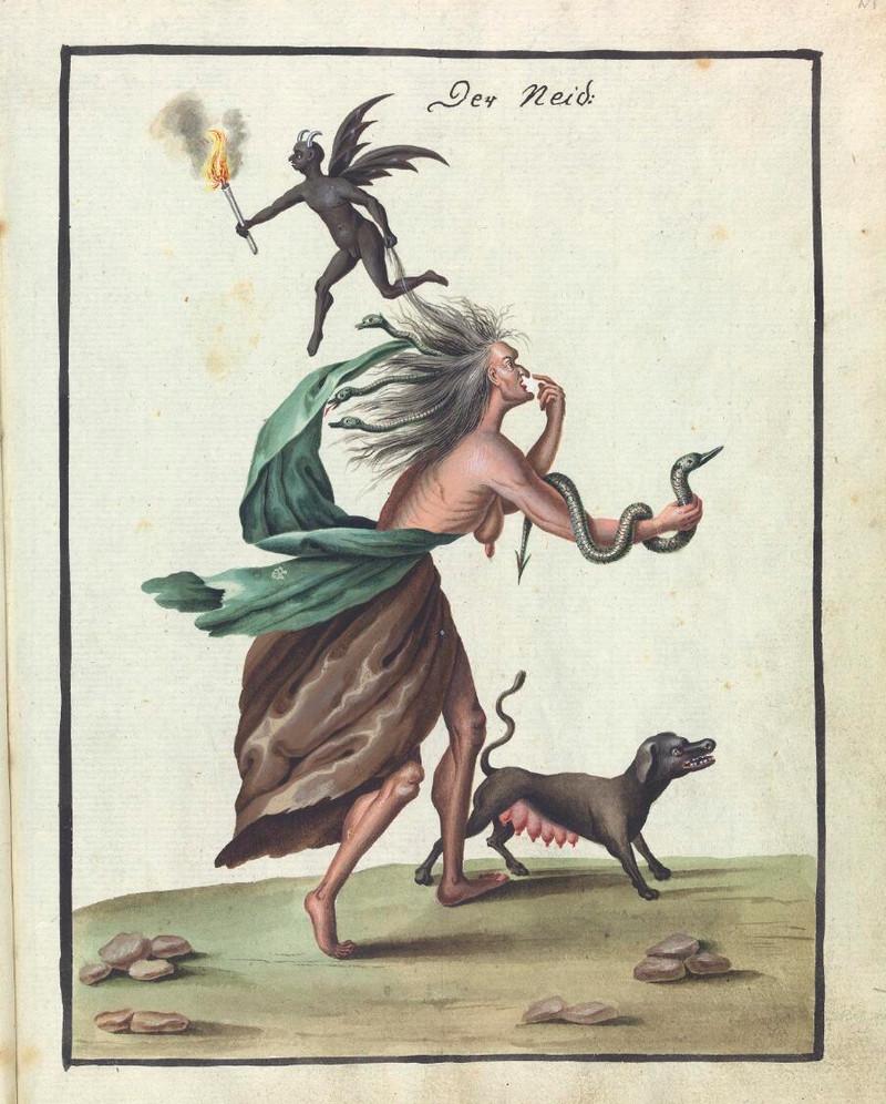 Сборник по демонологии и магическому искусству 18 века – редкая книга в свободном доступе 21