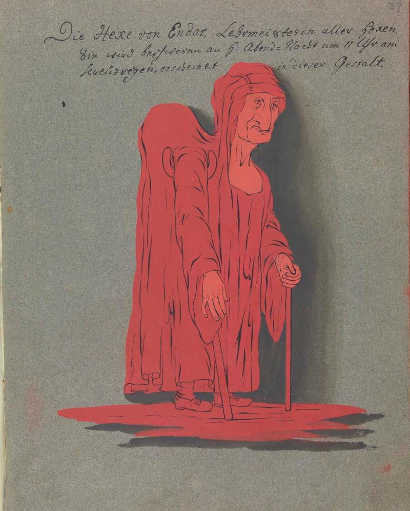 Сборник по демонологии и магическому искусству 18 века – редкая книга в свободном доступе 27