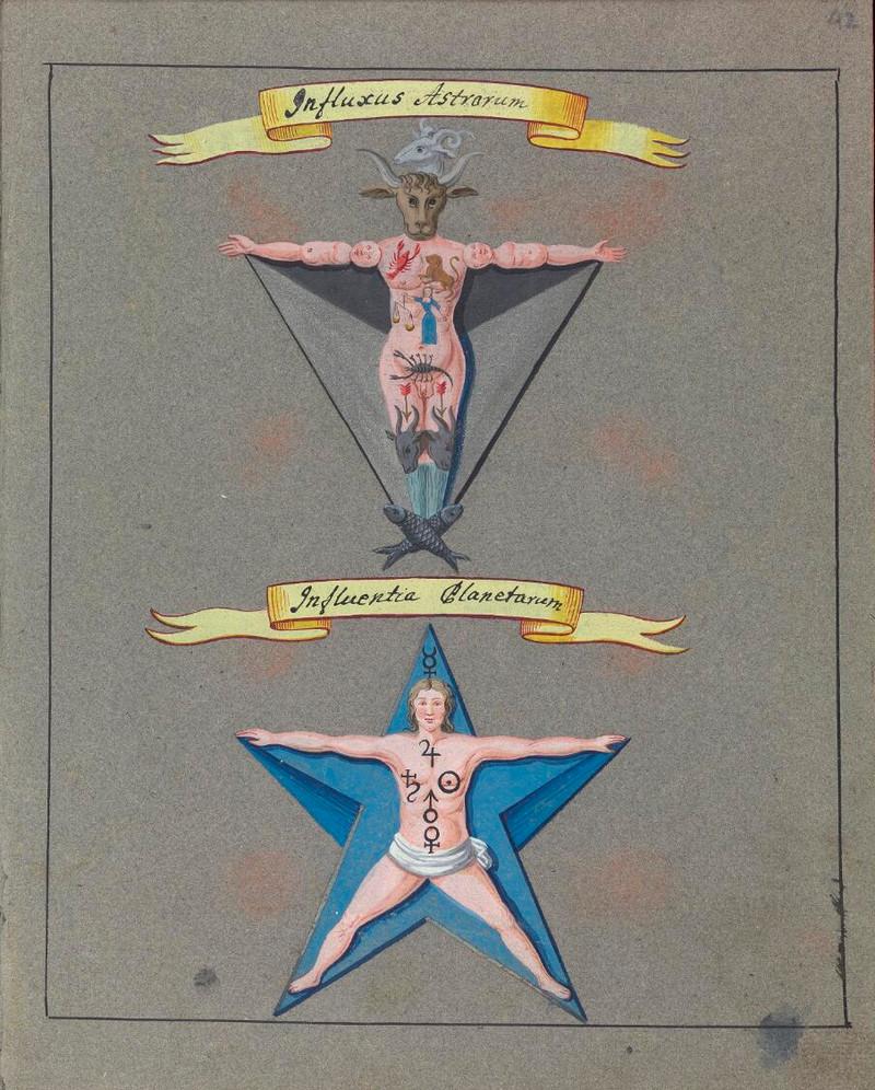 Сборник по демонологии и магическому искусству 18 века – редкая книга в свободном доступе 30