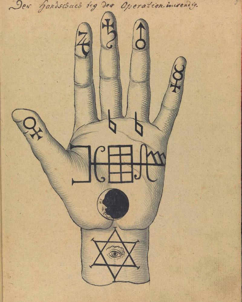 Сборник по демонологии и магическому искусству 18 века – редкая книга в свободном доступе 5