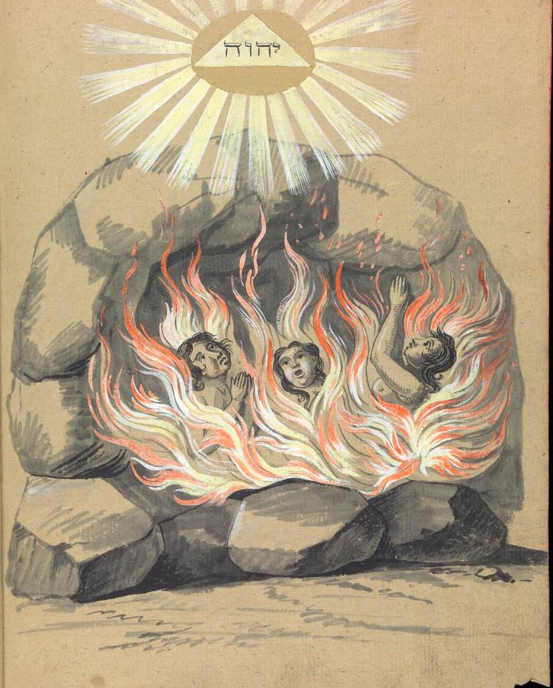 Сборник по демонологии и магическому искусству 18 века – редкая книга в свободном доступе 8
