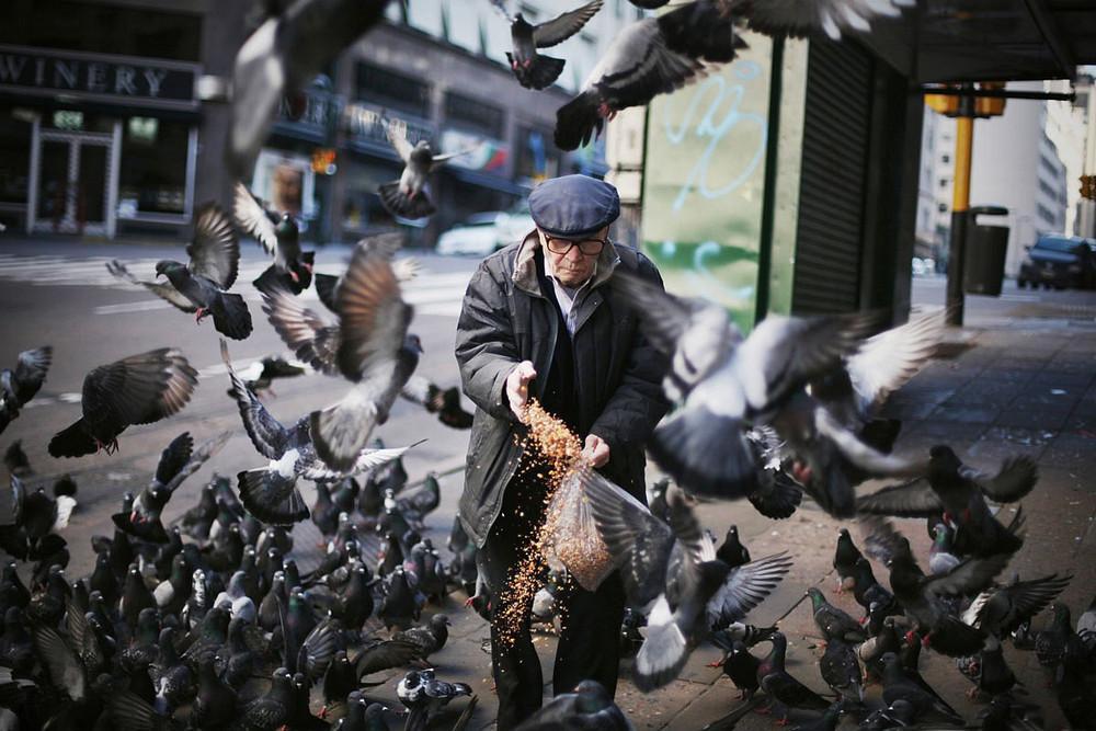 Мария Плотникова: «Уличная фотография – это как джаз в музыке» 6