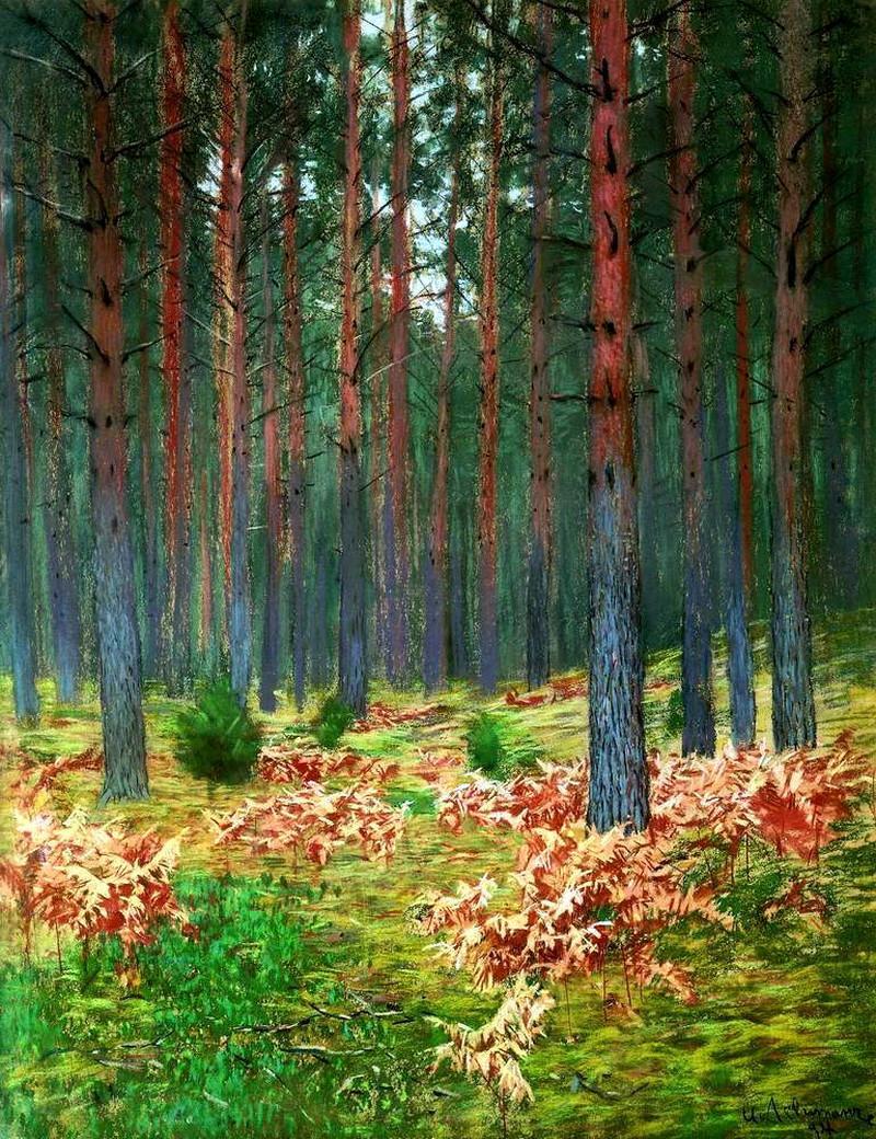 Нет пророка в своём отечестве или Как Исаак Левитан создал хрестоматийные русские пейзажи vert 10