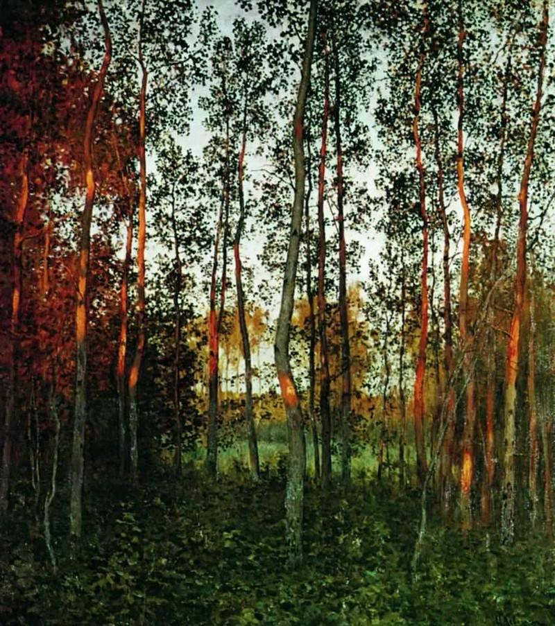 Нет пророка в своём отечестве или Как Исаак Левитан создал хрестоматийные русские пейзажи vert 13