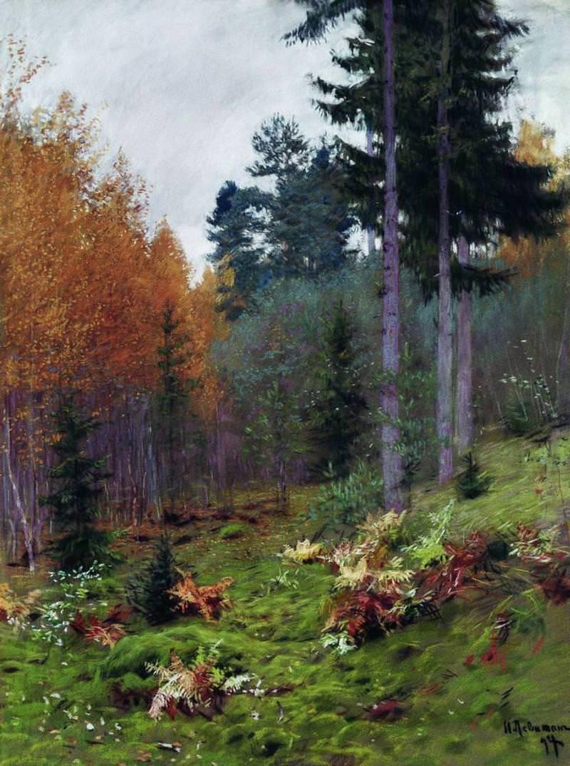 Нет пророка в своём отечестве или Как Исаак Левитан создал хрестоматийные русские пейзажи vert 2