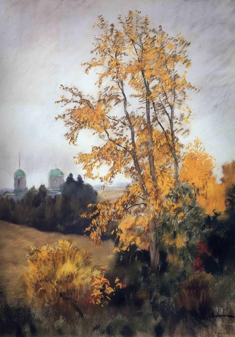 Нет пророка в своём отечестве или Как Исаак Левитан создал хрестоматийные русские пейзажи vert 8