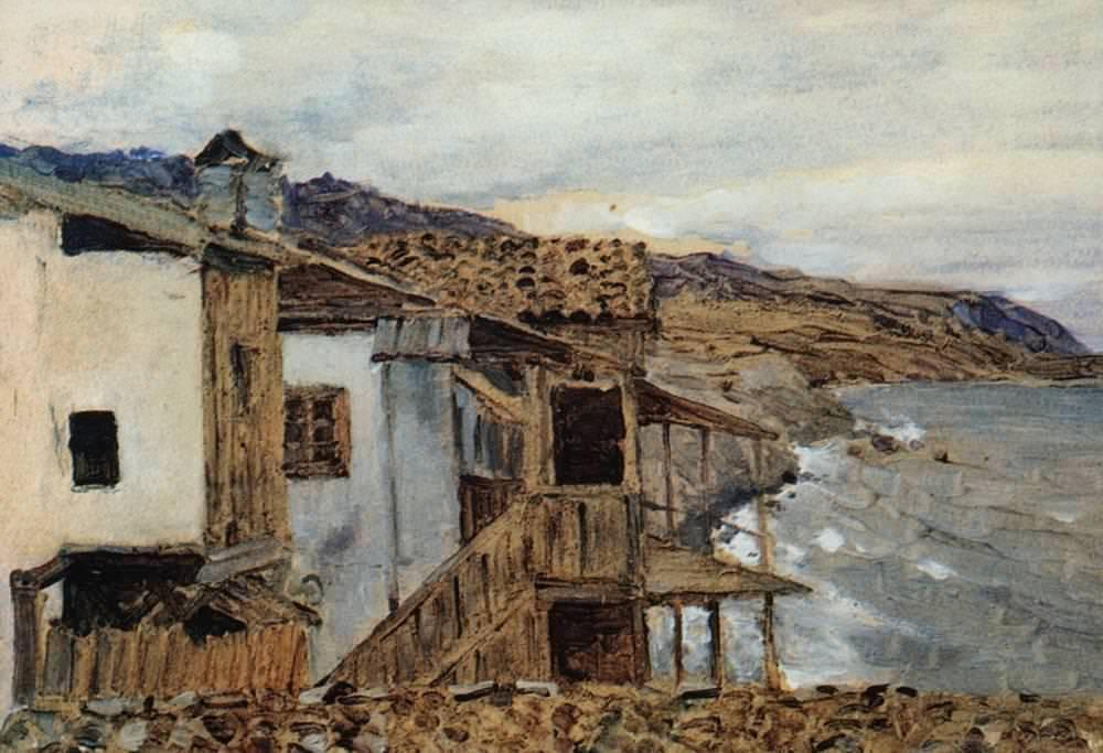 Нет пророка в своём отечестве или Как Исаак Левитан создал хрестоматийные русские пейзажи 10