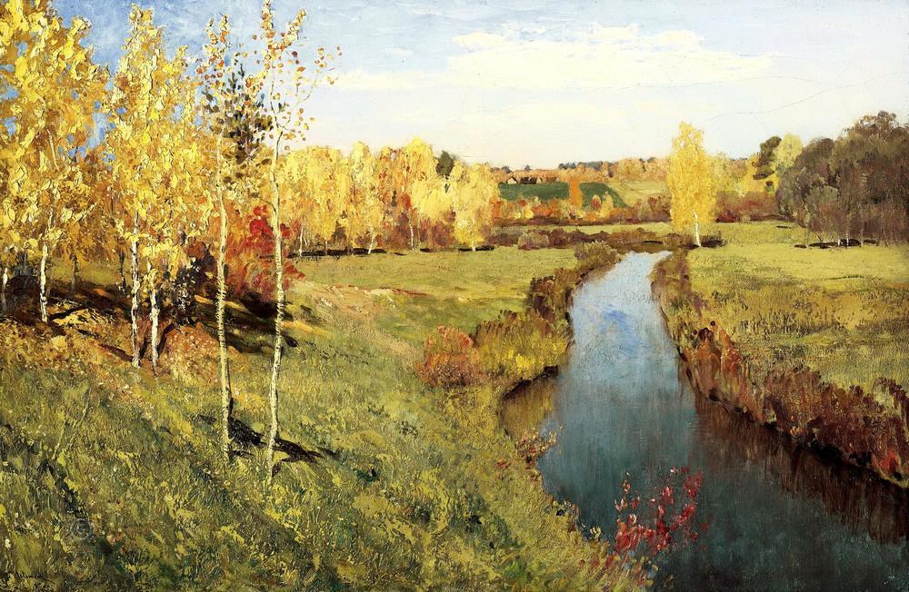 Нет пророка в своём отечестве или Как Исаак Левитан создал хрестоматийные русские пейзажи 13