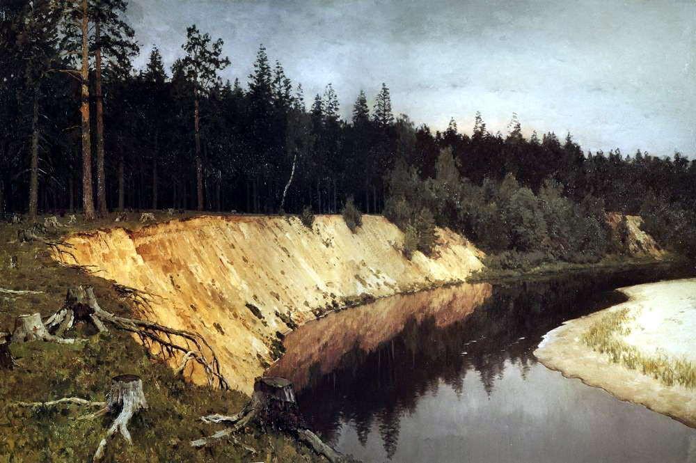Нет пророка в своём отечестве или Как Исаак Левитан создал хрестоматийные русские пейзажи 17