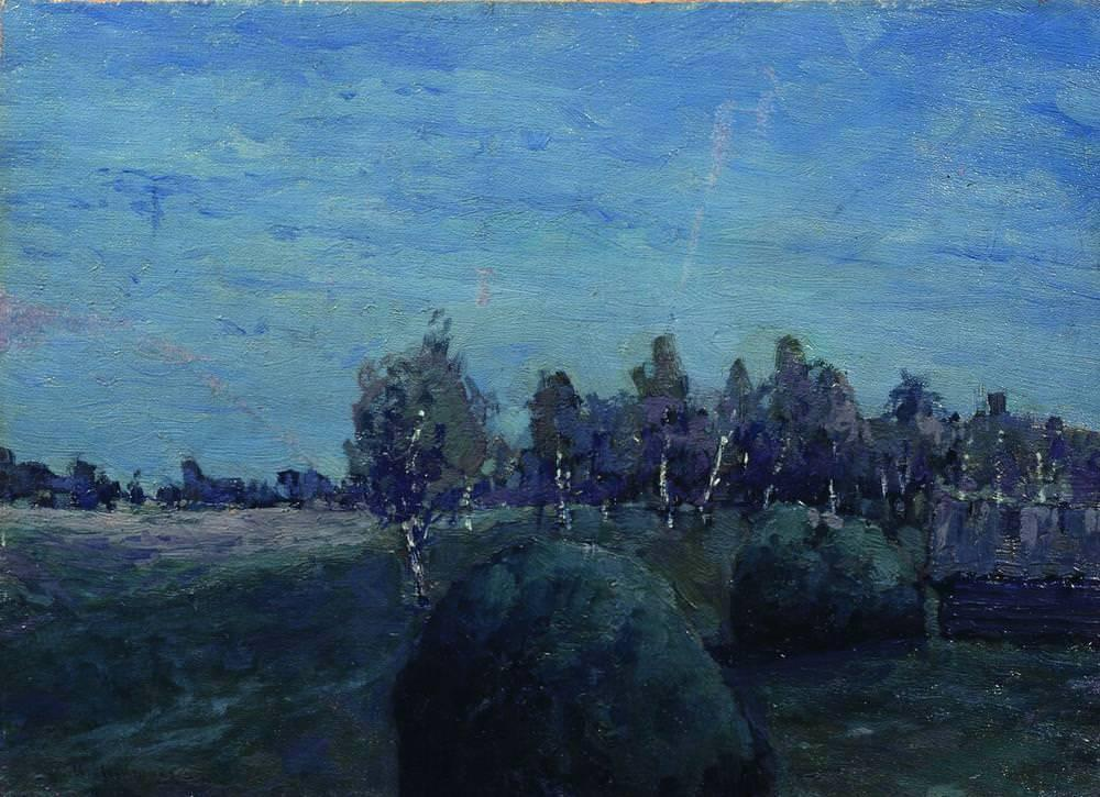 Нет пророка в своём отечестве или Как Исаак Левитан создал хрестоматийные русские пейзажи 19
