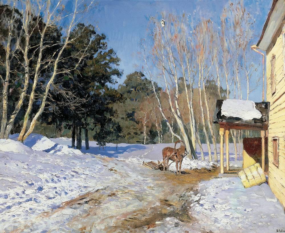 Нет пророка в своём отечестве или Как Исаак Левитан создал хрестоматийные русские пейзажи 20