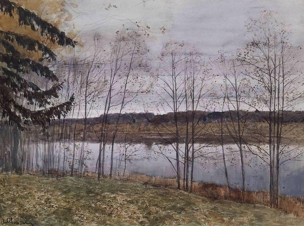 Нет пророка в своём отечестве или Как Исаак Левитан создал хрестоматийные русские пейзажи 25