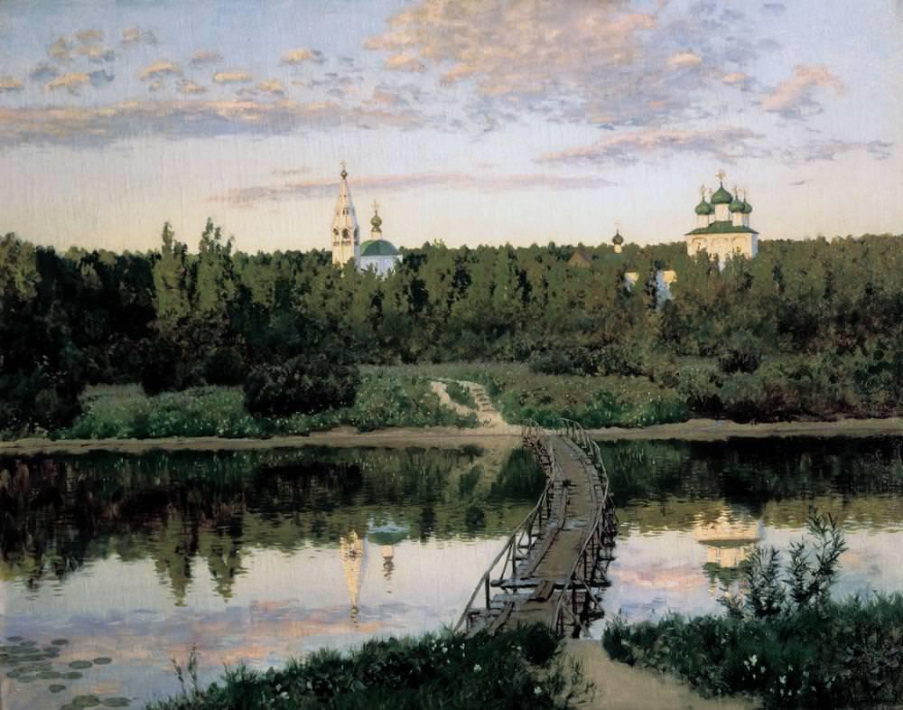 Нет пророка в своём отечестве или Как Исаак Левитан создал хрестоматийные русские пейзажи 32