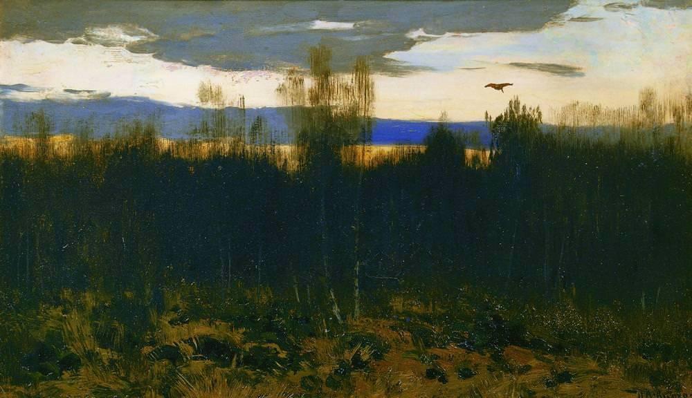 Нет пророка в своём отечестве или Как Исаак Левитан создал хрестоматийные русские пейзажи 36