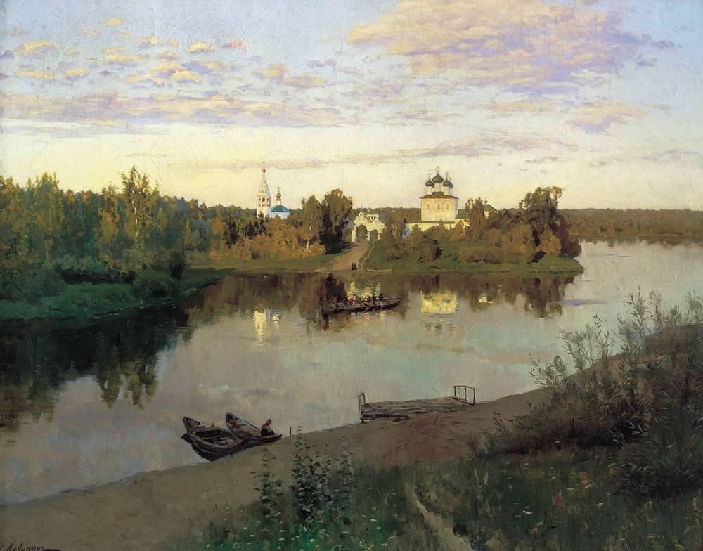 Нет пророка в своём отечестве или Как Исаак Левитан создал хрестоматийные русские пейзажи 9