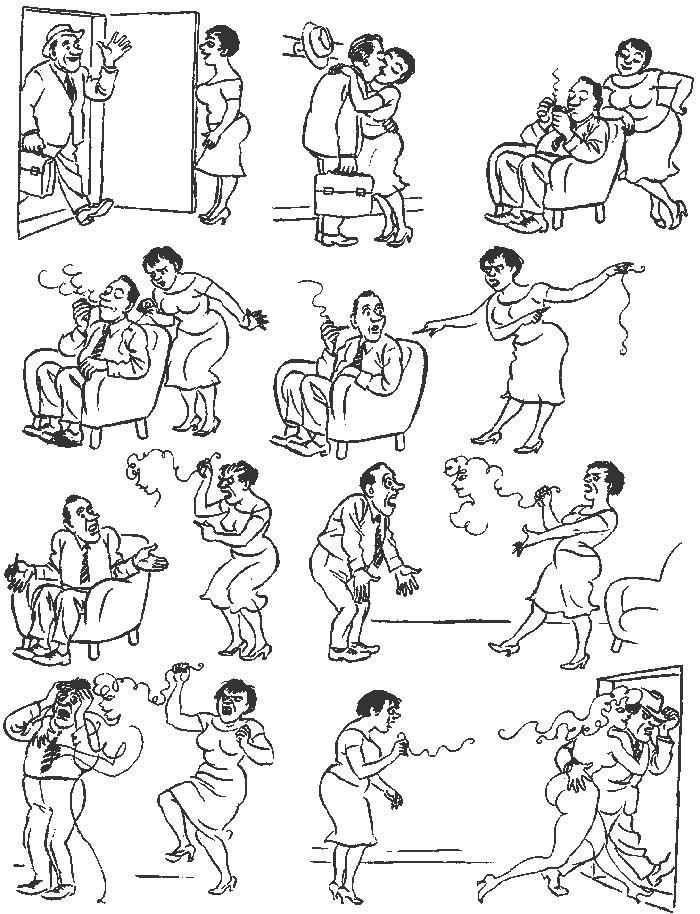 Херлуф Бидструп – гениальный мастер рисованной истории и один из самых блестящих карикатуристов 20-го века